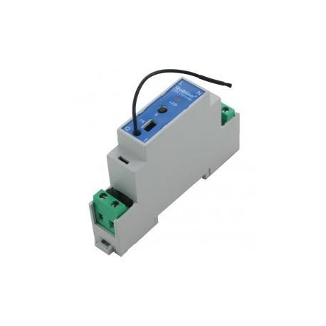 Qubino ZMNHUD1 - Module fil pilote Z-wave Plus rail DIN