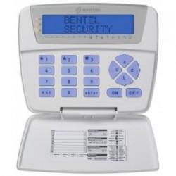 BENTEL - Clavier LCD pour centrale alarme ABSOLUTA