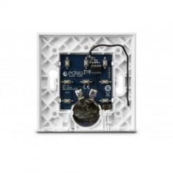 Edisio - Base intrrupteur blanco de 1 a 5 canales