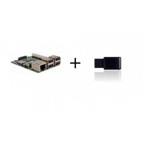 Raspberry PI3 - Raspberry Pi3 mit Z-wave-controller mehr