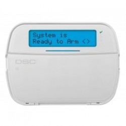 NEO PowerSeries DSC Keypad LCD HS2LCDP DSC with badge reader