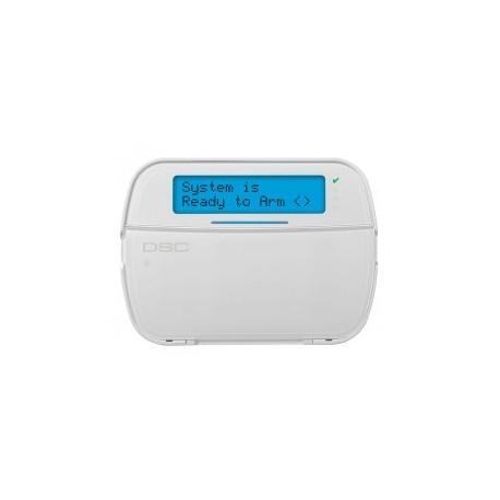 NEO PowerSeries DSC Keypad LCD radio HS2LCDWFP with badge reader