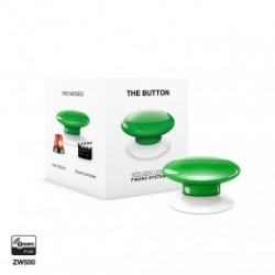 FIBARO - command Button, The Button Z-Wave Plus green