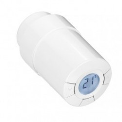Popp vanne - Vanne thermostatique Z-Wave
