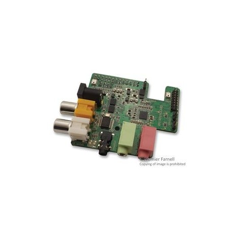 Sound card WOLFSON for Raspberry Pi