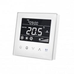 MCO-HOME MH8-FC - Thermostat pour ventilo-convecteur à 2 tubes Z-Wave Plus