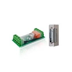 POPP - Controller with electronic door lock Z-Wave More