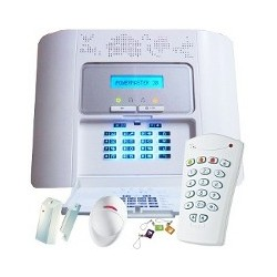 Visonic - Pack de alarma PowerMaster30 GSM