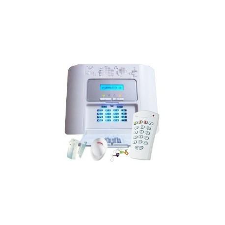 Visonic PowerMaster 30 - Pack alarme PowerMaster 30 GSM