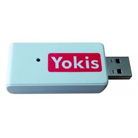Micro module volet roulant radio power YOKIS