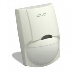 DSC - Détecteur alarme filaire IRP 12X16M immunité aux animaux