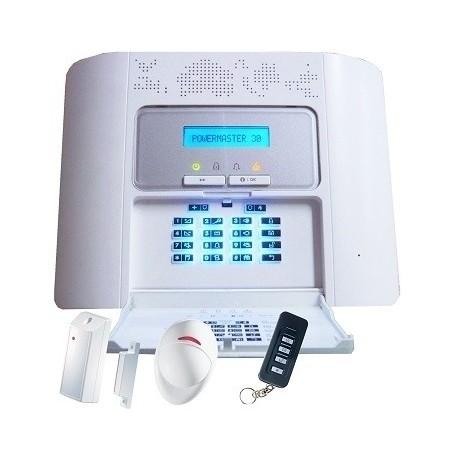 Powermaster - Alarme Powermaster30 Visonic NFA2P