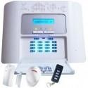 Alarme PowerMaster 30 - Alarme maison Visonic Powermaster 30 NFA2P