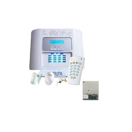 Powermaster - Pack de alarma Powermaster30 IP Visonic