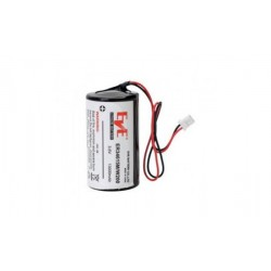 Batteria al litio Visonic - Batteria al litio 3.6 v 3.5 Ah