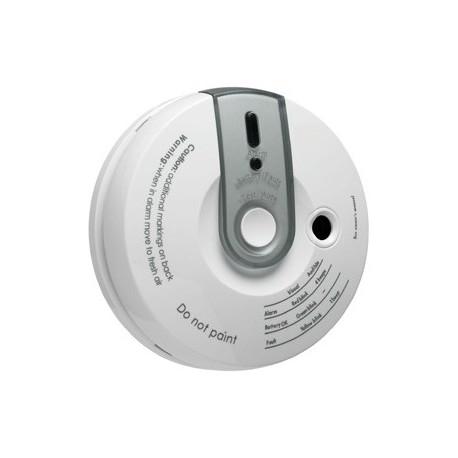 PG8913 DSC - smoke Detector and heat Wireless Premium