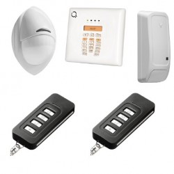 Alarme DSC Wireless Premium - Pack alarme Wireless Premium PowerG