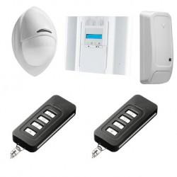 Alarma DSC Inalámbrico Premium Pack de alarma Inalámbrico de la Prima PowerG F1/ F2