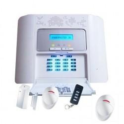 La alarma de la casa PowerMaster30 kit de Visonic