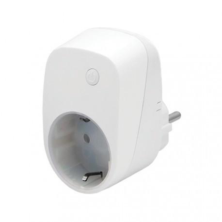 ZIPATO PAN16 - Jack switch Z-wave Plus con sistema di misura dell'energia