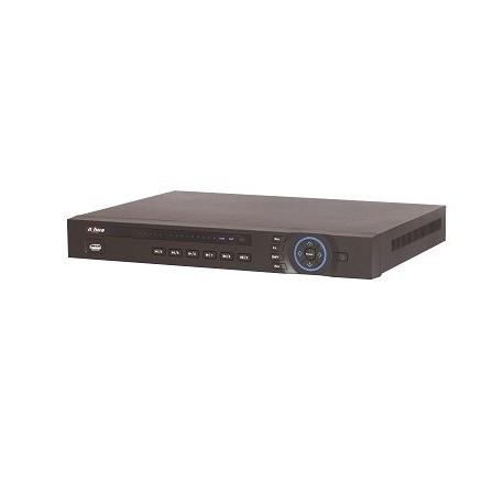 Dahua NVR4216 Grabadora de vidéosurevillance digital de 16 canales de 200 mbps