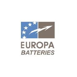 Europa - batería de Litio recargable 9V