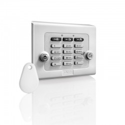Somfy alarm - Keypad with badge reader