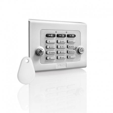 Somfy alarm - Keypad with badge reader