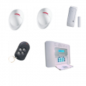 Alarm haus PowerMaster 30 Visonic für wohnung KIT 2