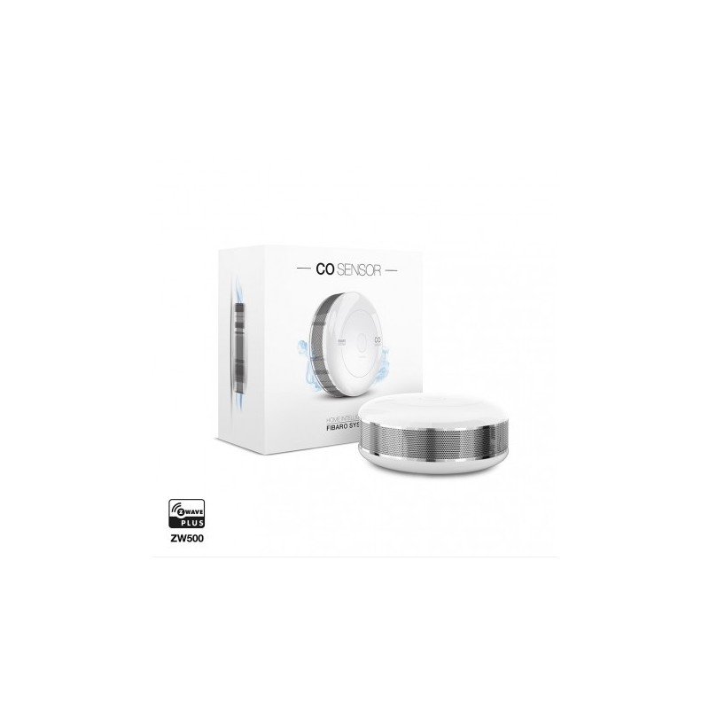 fibaro fgcd 001 d tecteur de monoxyde de carbone z wave plus. Black Bedroom Furniture Sets. Home Design Ideas