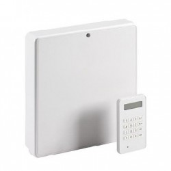 Centrale alarme Galaxy Flex 20 - Centrale alarme Honeywell 20 zones avec clavier et GSM