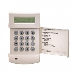 Honeywell MK7 - Clavier LCD pour centrale alarme Galaxy