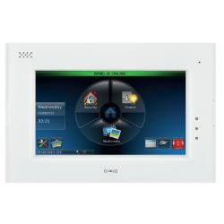 Galaxy Touch Center Plus Honeywell - Teclado táctil con el lector de Keyprox Galaxy