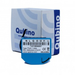 ZMNHAD1 Qubino Micro-switch module Qubino 1 relay and conso-meter Z-Wave More