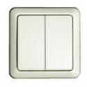 DIO-Schalter doppel-54502 wireless-sender
