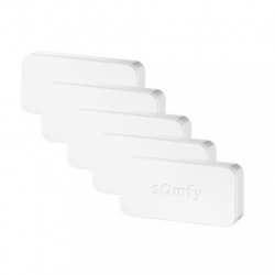 Somfy Home Alarm 2401488 - Pack de 5 IntelliTAG