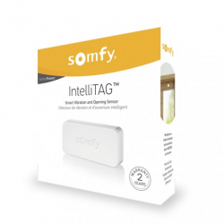 IntelliTAG Somfy-Home-Alarm