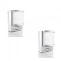 Somfy alarm house - Lot of 2 motion detectors