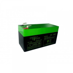 Allarme batteria - Batteria 12V 1,3 Ah Energia