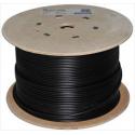 Cable de vídeo de alta definición HR6 carrete de 1000m