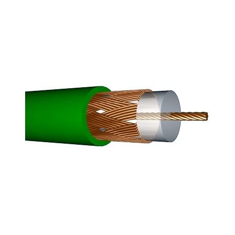 Video-kabel KX6-spule 300m