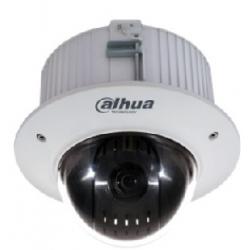 Video sorveglianza-Dahua - Dome PTZ da incasso a prova di manomissione IP 2 Mega Pixel