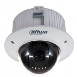 Video surveillance-Dahua - PTZ Dome recessed tamper-proof IP 2 Mega Pixel