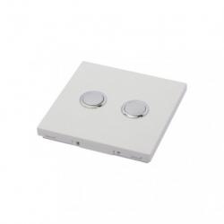 DIO - Schalter 868 Mhz 2-kanal-weiß