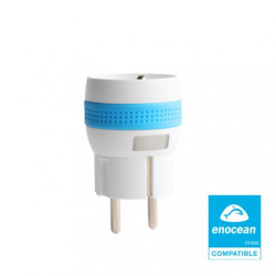 Nodon MSP-2-1-01 - Zócalo de Smart Plug EnOcean tipo E (Fr)