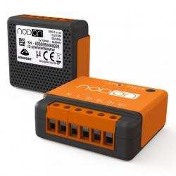 Nodon SIN-2-2-01 - Micro module commutateur double EnOcean