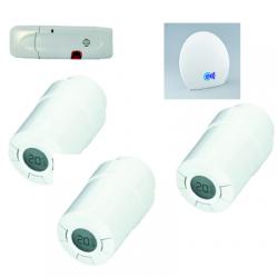 Energeasy Connect - Box, home-automation-multi-protokoll-3 USB-ports