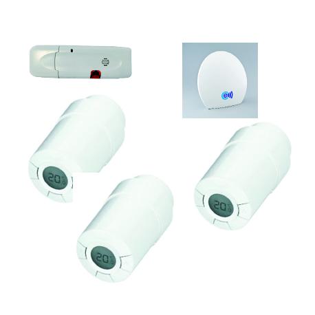 Energeasy Connect - Box home Automation multi-protocol 3 USB ports