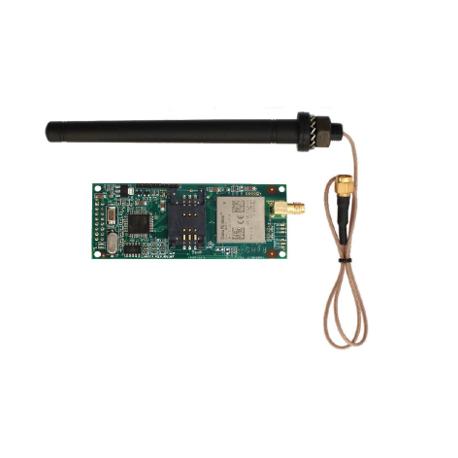 Modulo di trasmissione GSM con antenna Vanderbilt