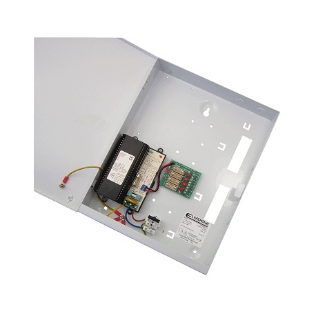 Block power supply 12 VDC 4 output 1A